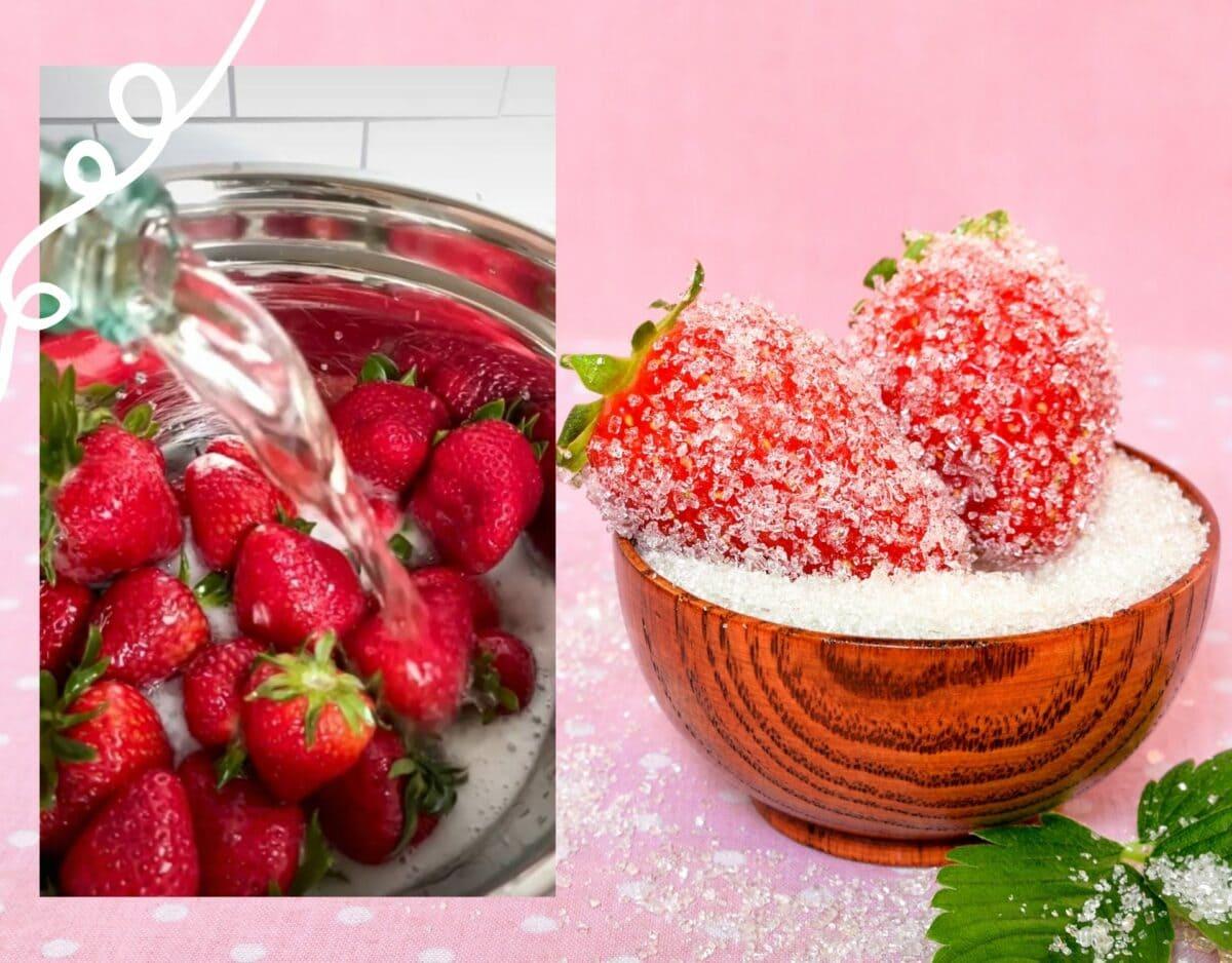 Drunken Strawberries Erdbeer-Drink