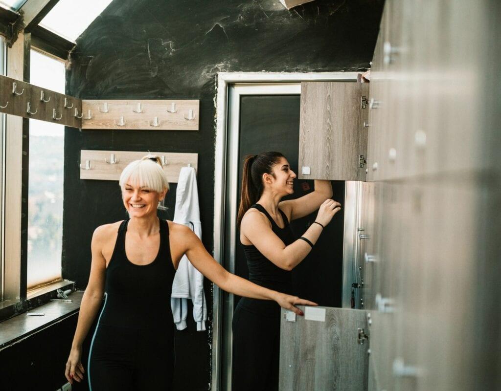 Frauen Gym