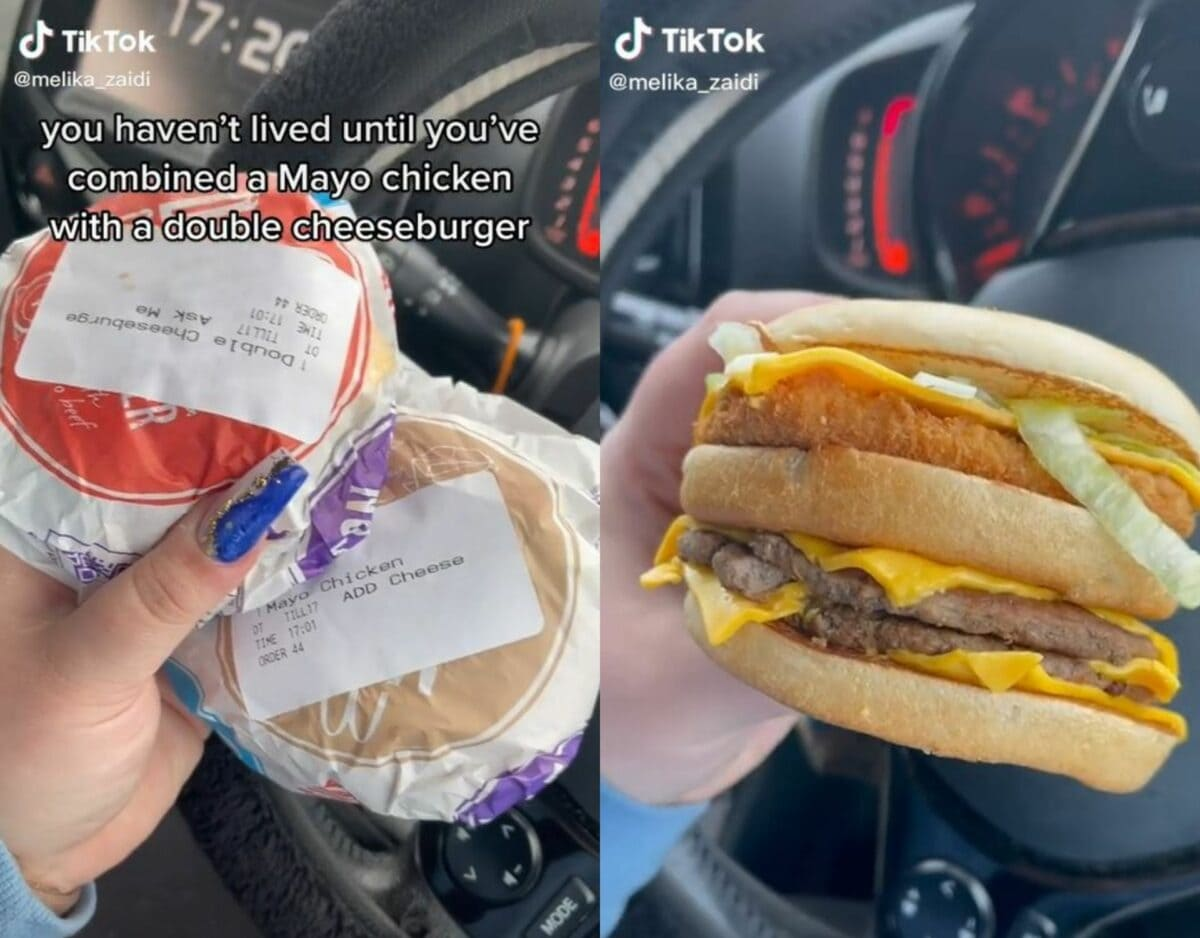 McDonald's Lifehack