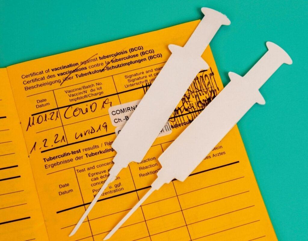 Impfausweis Corona