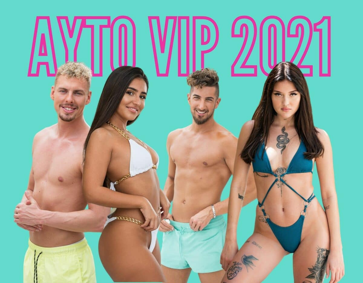 are you the one vip 2021 kandidaten jill, aelxander
