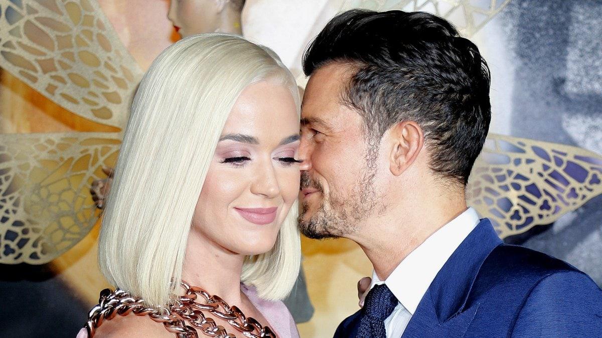 Katy Perry und Orlando Bloom bei einem ihrer seltenen öffentlichen Auftritt im August 2019 in Los Angeles.. © Tinseltown/Shutterstock.com