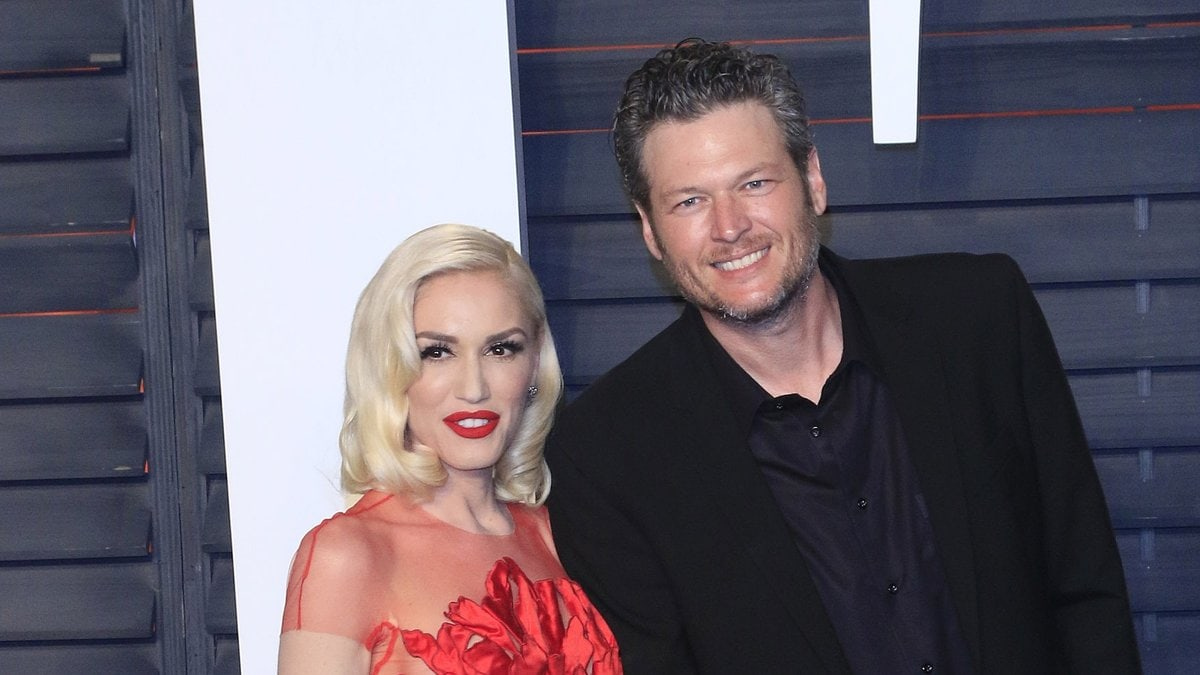 Gwen Stefani und Blake Shelton haben am 3. Juli geheiratet.. © Joe Seer/Shutterstock.com