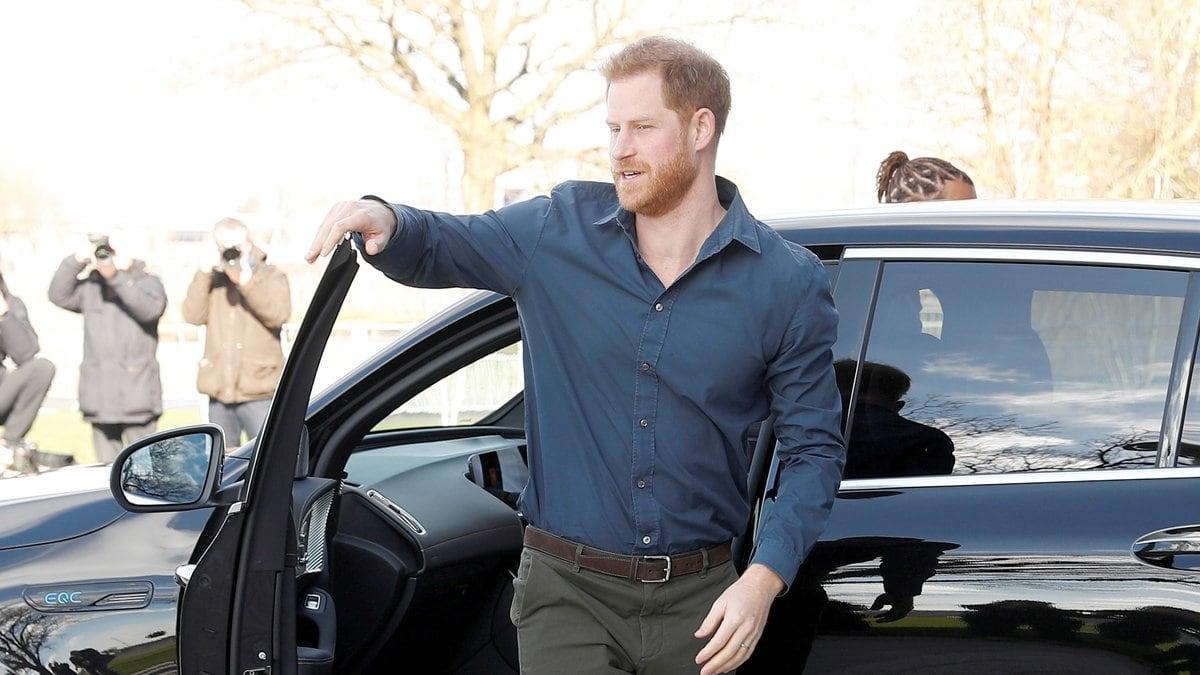 Prinz Harry soll zeitweise wieder in Windsor wohnen. © ALPR/AdMedia/ImageCollect