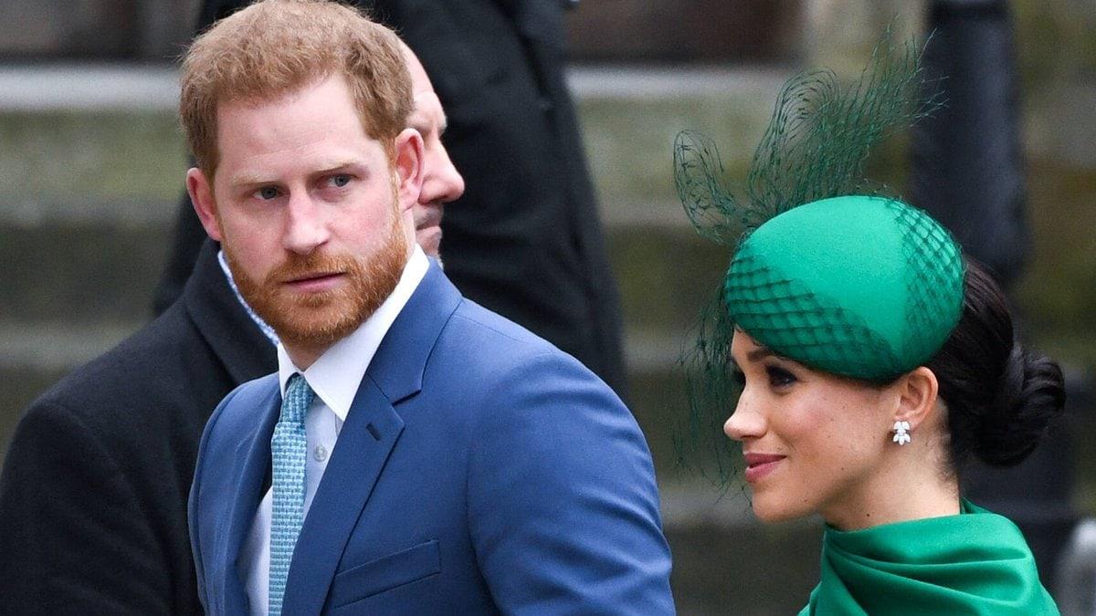 Prinz Harry und Herzogin Meghan schützen den Namen ihrer Tochter im Netz. © imago/PA Images