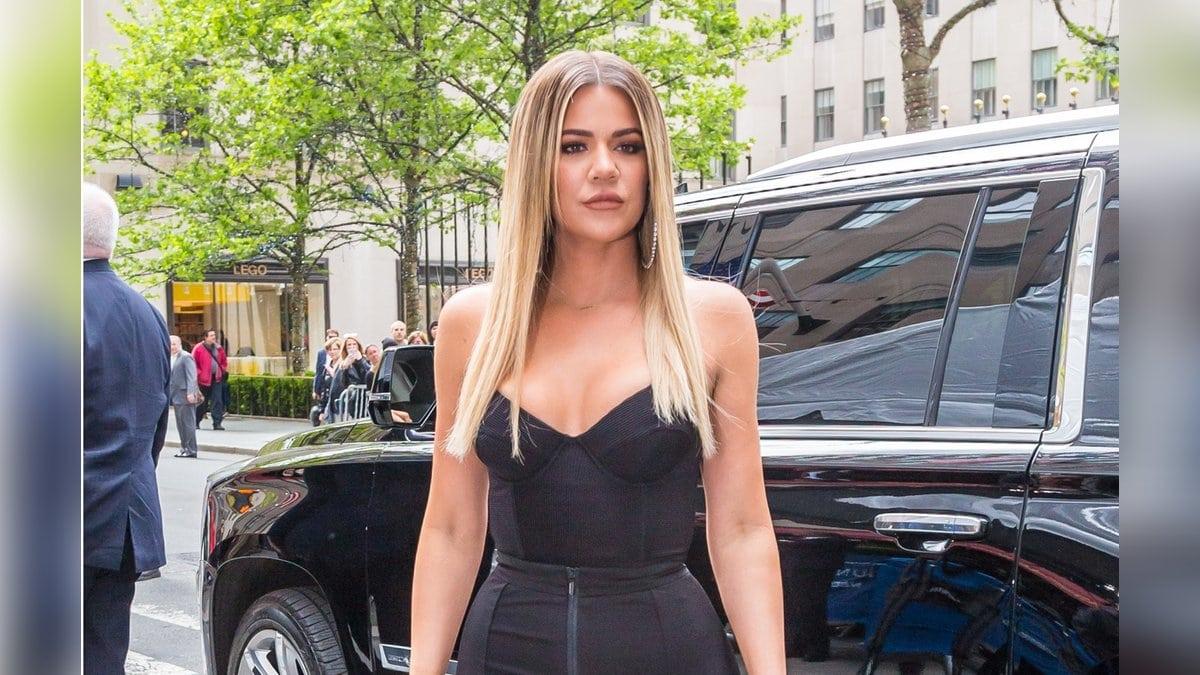 Khloe Kardashian 2017 in New York City.. © Liam Goodner/Shutterstock.com