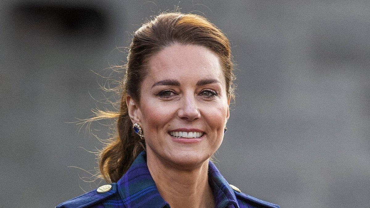 Herzogin Kate setzt sich für Kinderhospize ein.. © imago images/Cover-Images