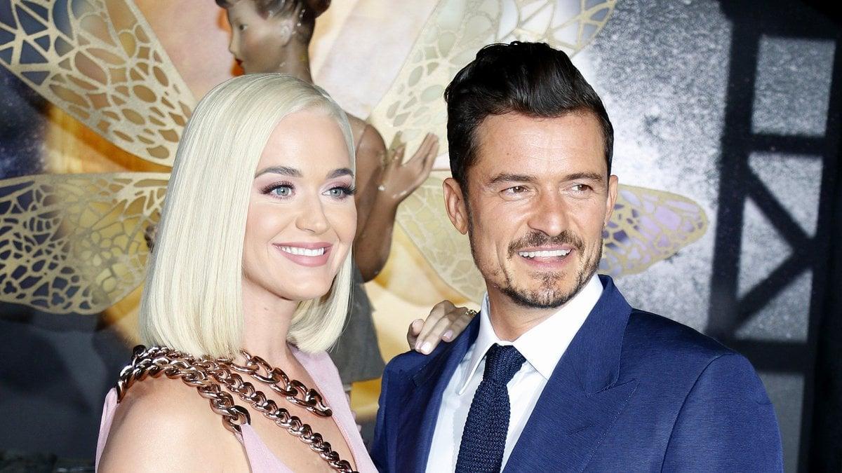 Katy Perry und Orlando Bloom sind seit August 2020 Eltern einer Tochter.. © Tinseltown/Shutterstock.com