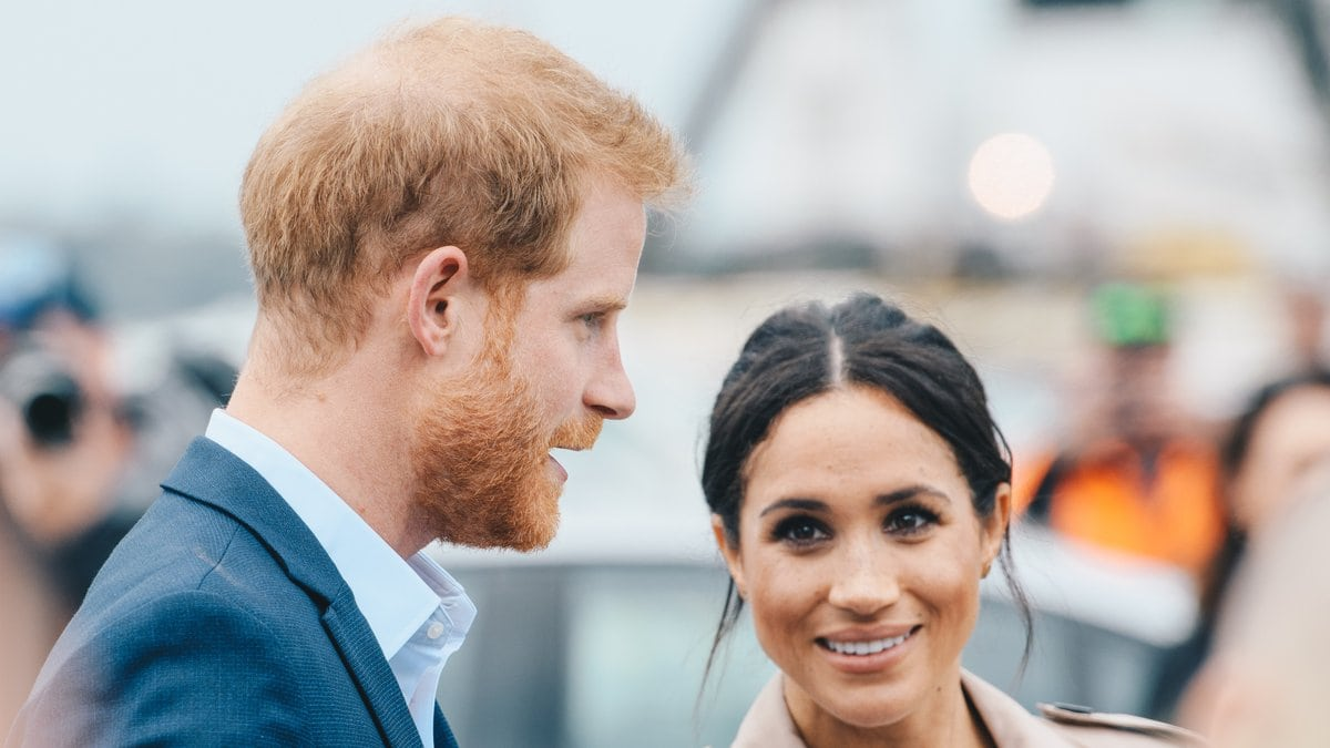 Harry und Meghan auf ihrer Neuseeland-Reise 2018.. © Shaun Jeffers / shutterstock.com