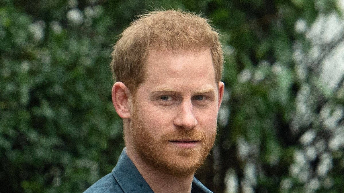 Prinz Harry ist sein eigener Herr.. © imago/APress