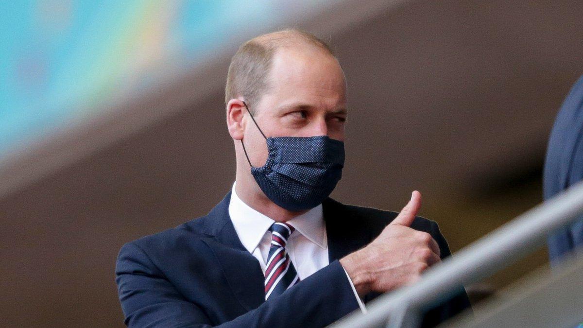 Prinz William gefiel