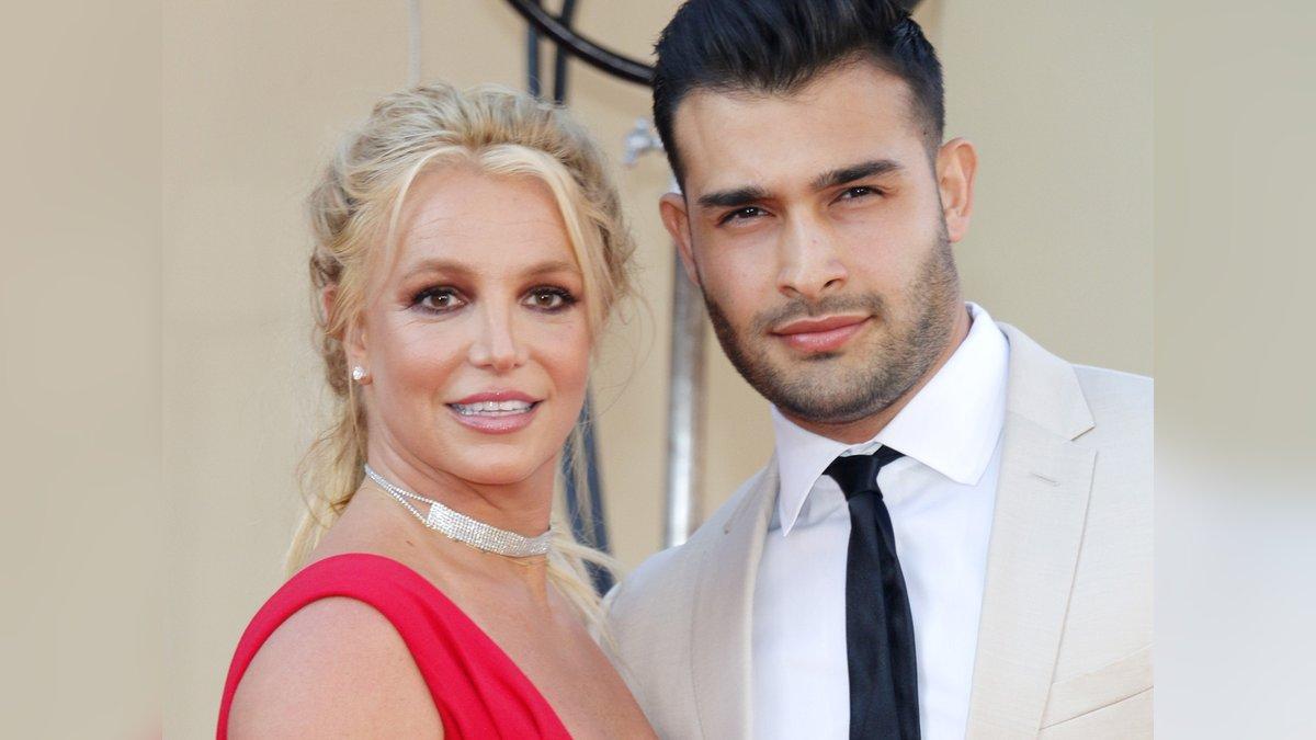 Britney Spears kann sich der Unterstützung von Sam Asghari sicher sein.. © Tinseltown/Shutterstock