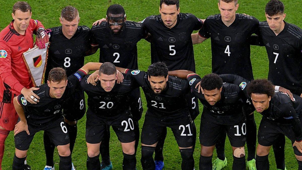 Die Fußballnationalmannschaft spielt am 29. Juni gegen England. © imago images/ULMER Pressebildagentur