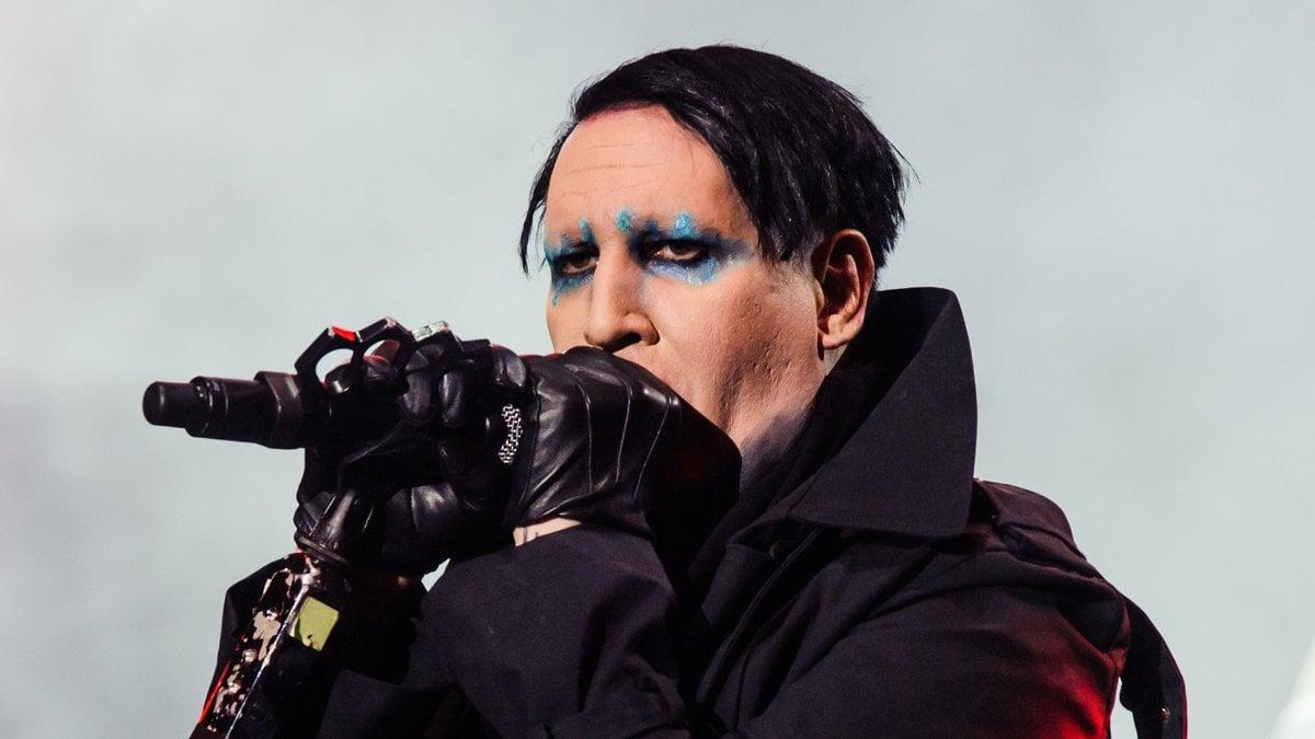 Marilyn Manson wurde bei der Polizei in Los Angeles vorstellig.. © Marko Zamrznuti tonovi / Shutterstock.com