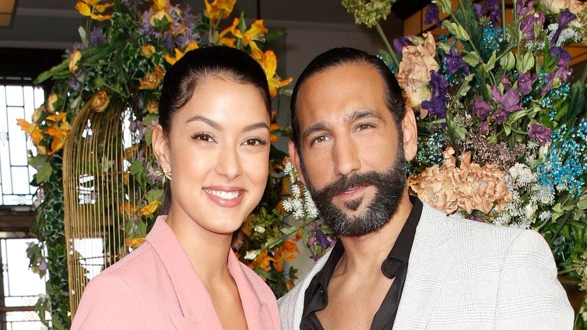 Rebecca Mir und Massimo Sinató sind seit 2015 verheiratet.. © imago images/Eventpress Golejewski