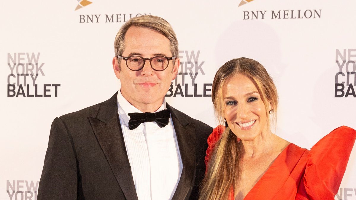 Matthew Broderick und Sarah Jessica Parker sind seit 1997 verheiratet.. © lev radin/Shutterstock.com