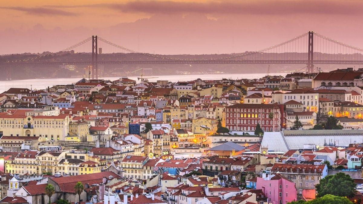 Die Metropolregion Lissabon gilt als Virusvariantengebiet. © ESB Professional/shutterstock.com