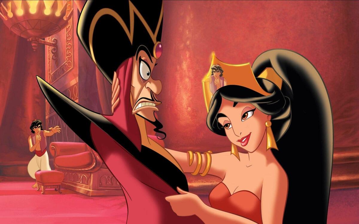 Jafar und Jasmin sexy aus Disneys Aladdin