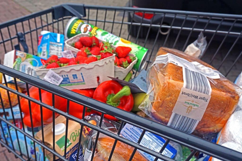 einkaufen supermarkt shoppen lidl aldi