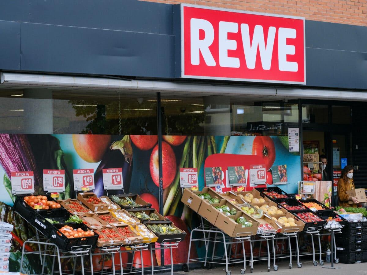 Rewe Supermarktkonzept
