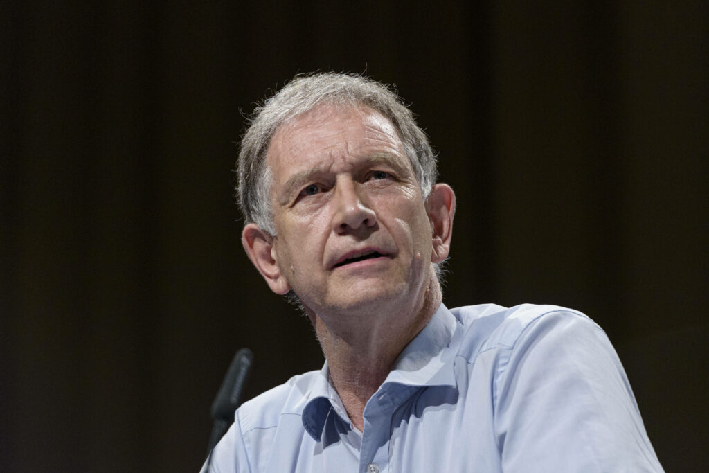 Hubert Ulrich Spitzenkandidat