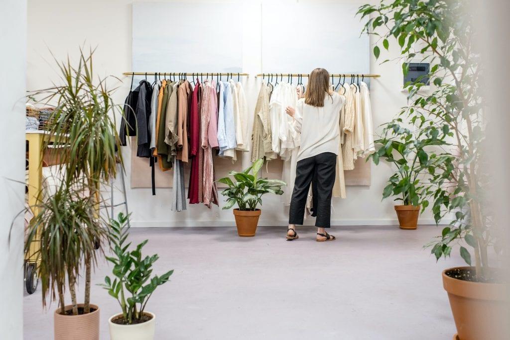 Kleidergrößen für Frauen