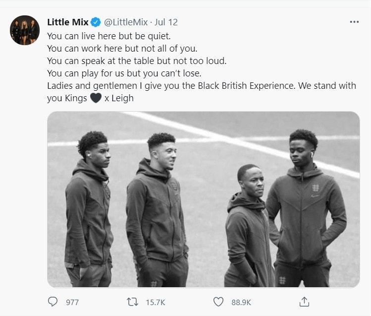 Twitter Little Mix