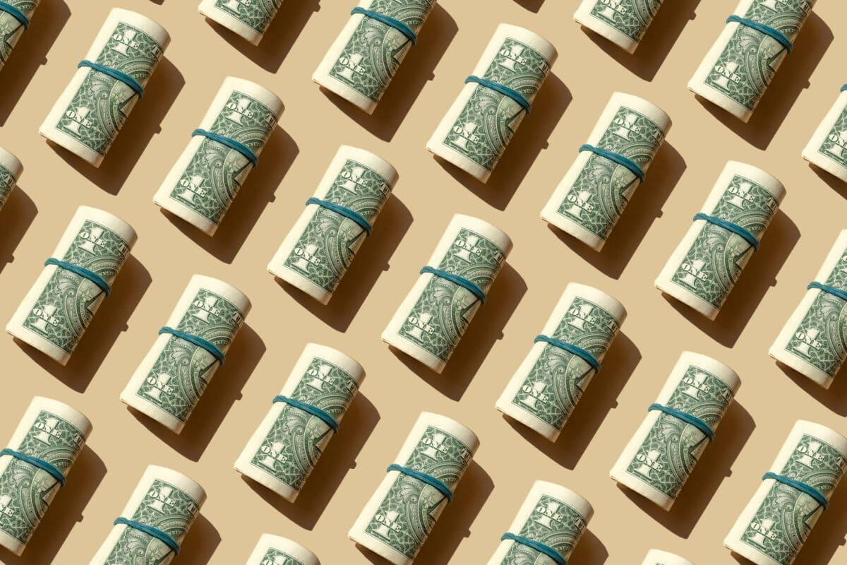 geld verdienen job arbeit dollar money
