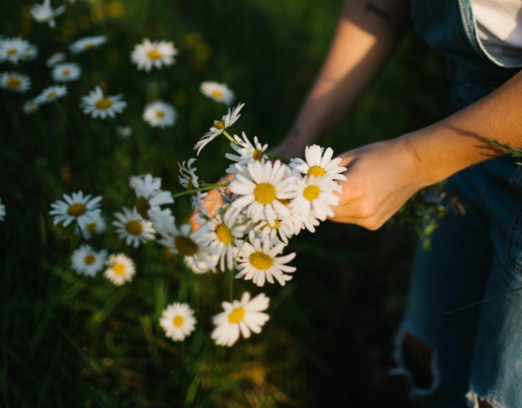 Frau Blumen