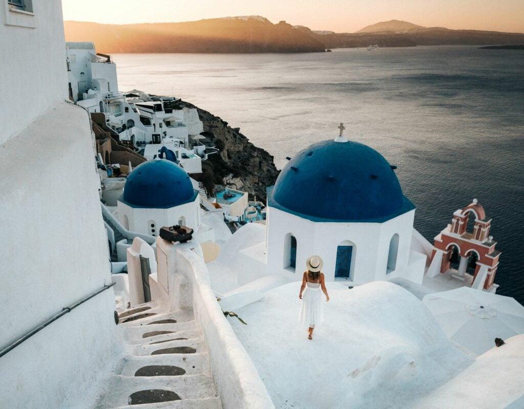 Griechenland beliebte Reiseziele