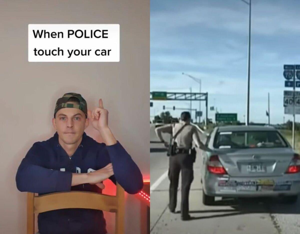 Polizisten Regel