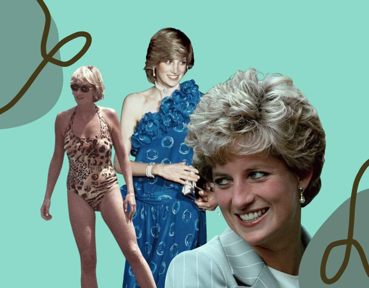 Princess Diana-Style