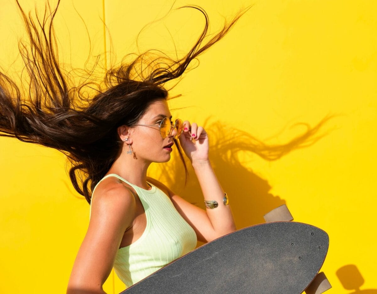 Haarfarben Trends