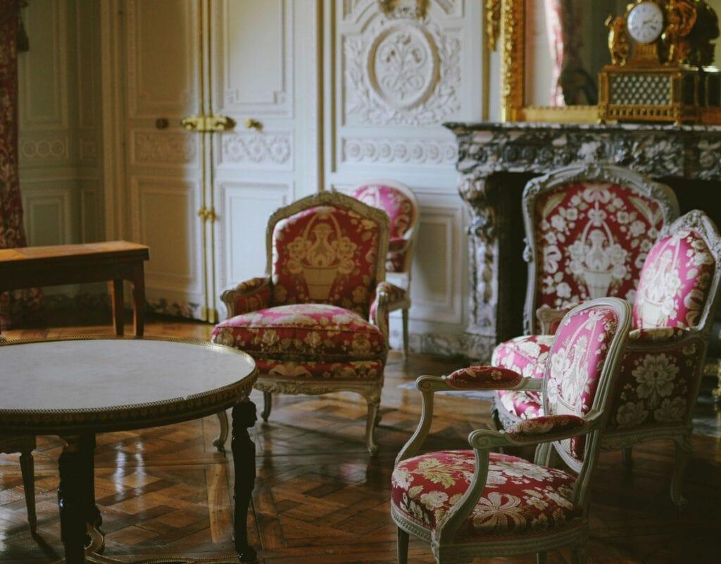 Raum in Versailles
