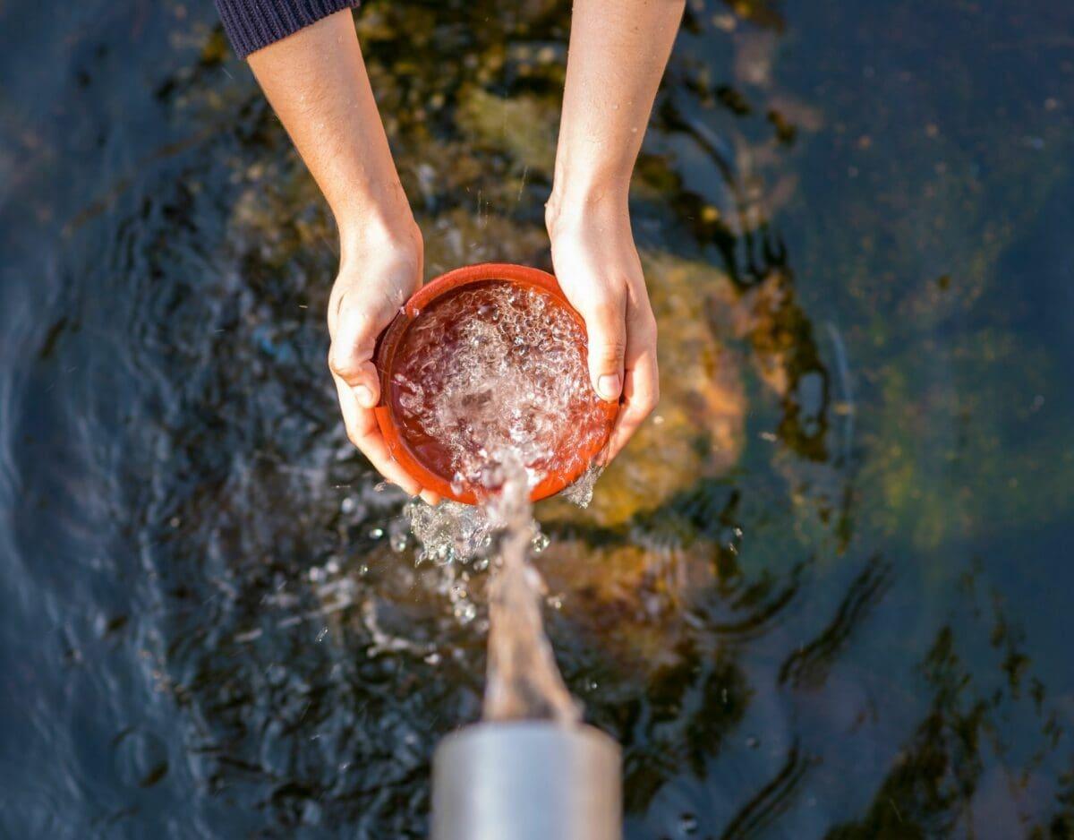 Trinkwasser verseucht