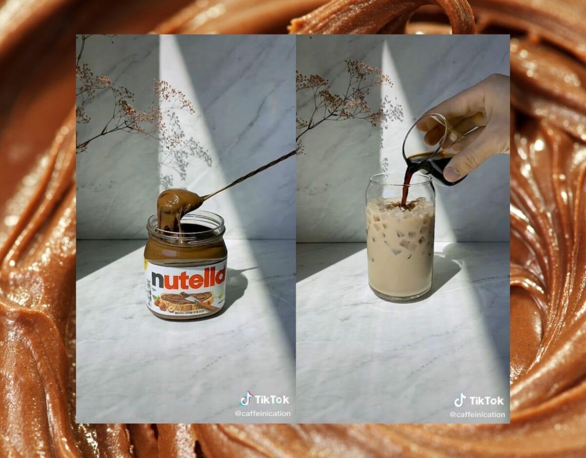 Nutella Cold Brew