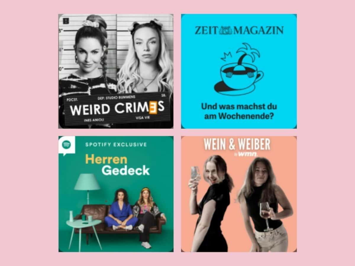 herrengedeck podcast