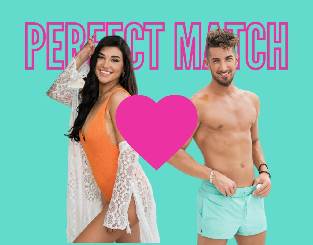 are you the one 2021 ertes perfect match