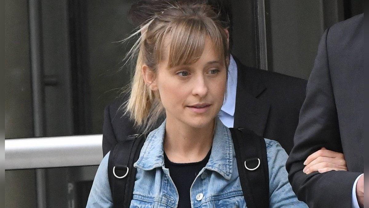 Allison Mack musste sich vor Gericht verantworten.. © imago/UPI Photo