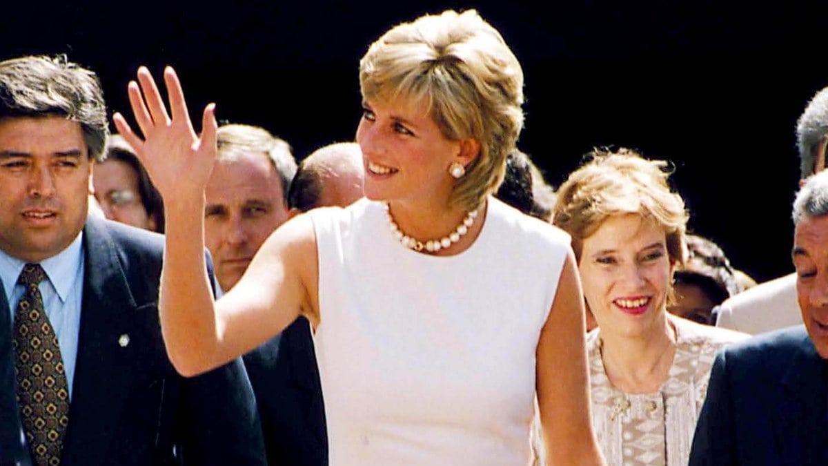 Diana strahlte bei Auftritten in der Öffentlichkeit.. © imago/ZUMA Press