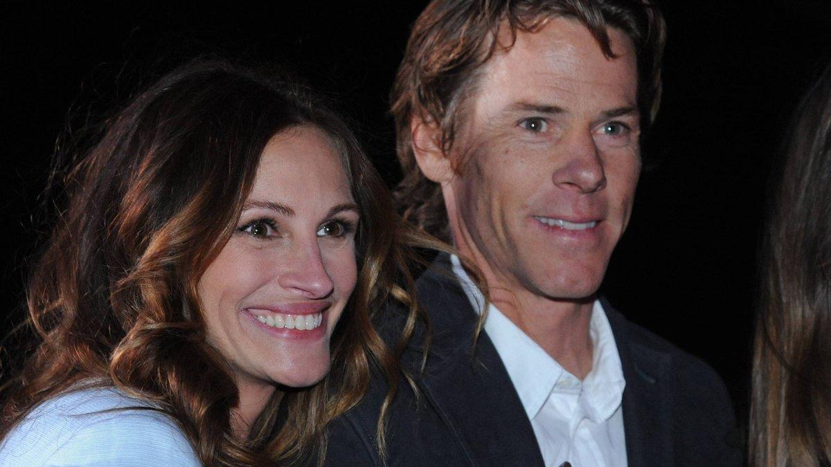 Julia Roberts und Danny Moder sind seit 19 Jahren verheiratet.. © imago/UPI Photo