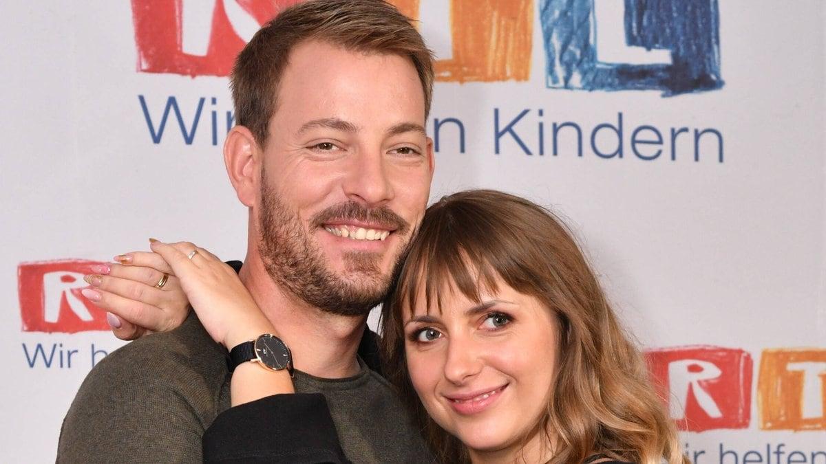 Bauer Gerald Heiser und seine Frau Anna.. © imago images/Eventpress