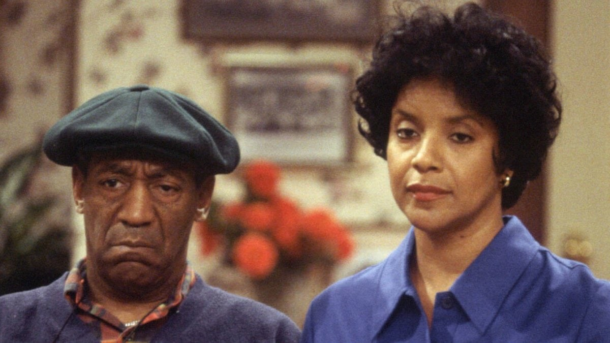 """Bill Cosby und Phylicia Rashad in """"Die Bill Cosby Show"""". © imago images/Everett Collection"""