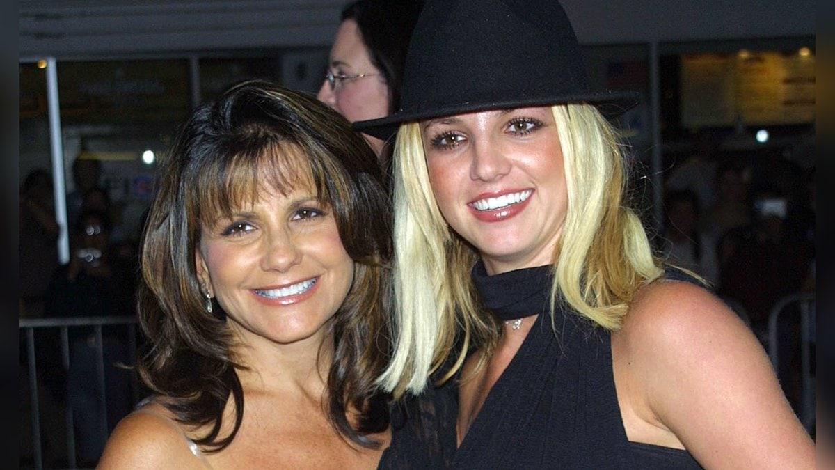Britney und ihre Mutter Lynne Spears.. © imago images/ZUMA Globe