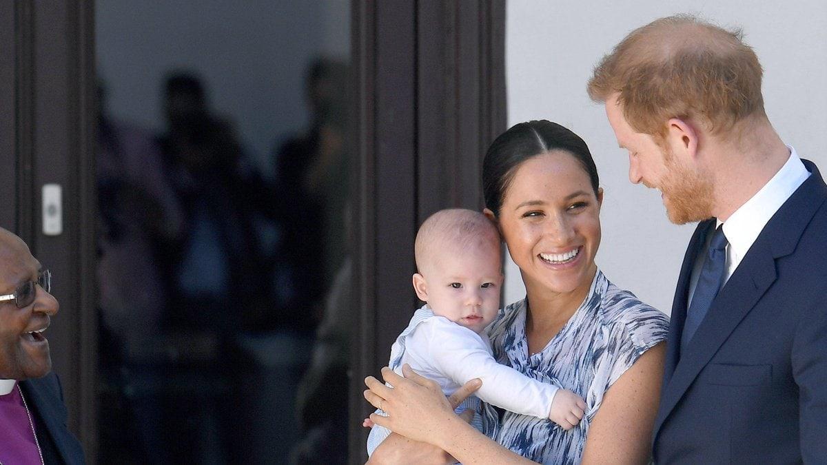 Herzogin Meghan und Prinz Harry haben mittlerweile zwei gemeinsame Kinder.. © imago images/Starface