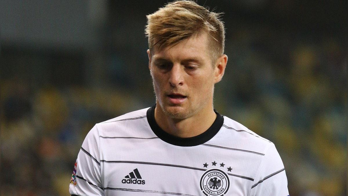 Toni Kroos wird nicht mehr im Trikot der deutschen Nationalmannschaft auf dem Spielfeld stehen.. © katatonia82/Shutterstock.com
