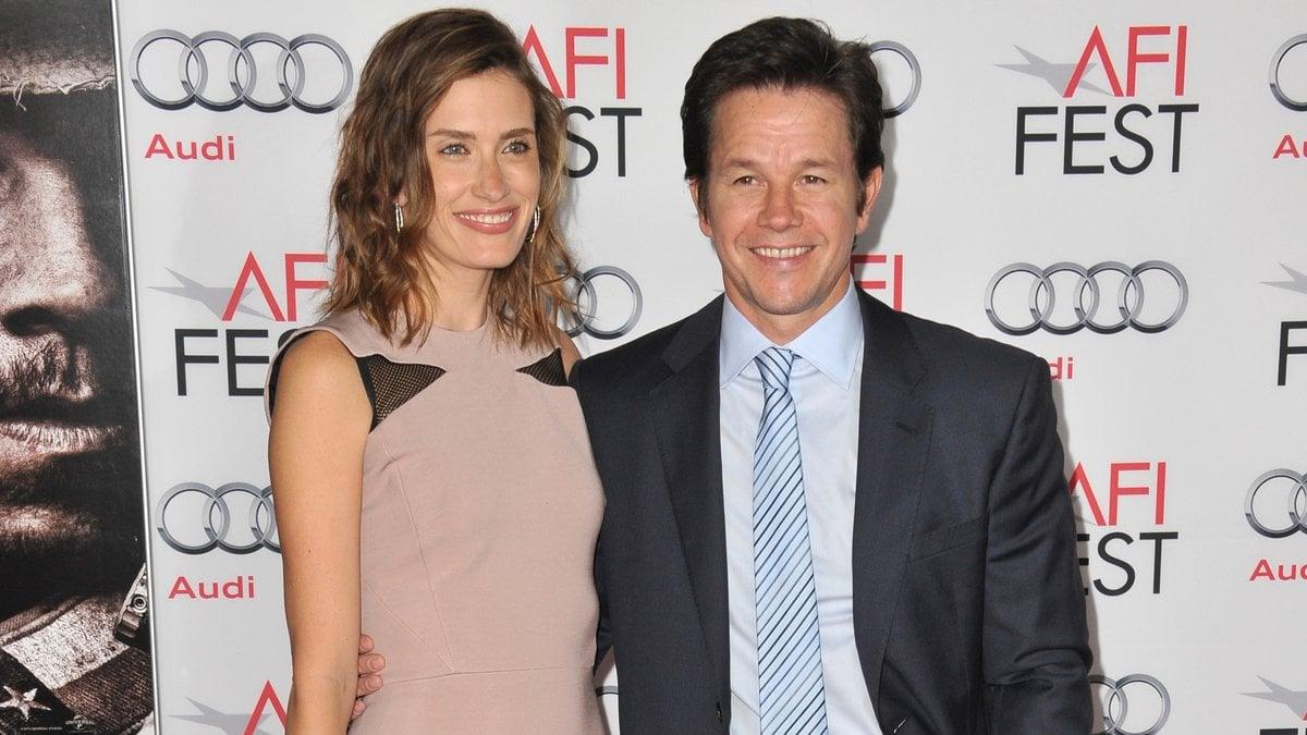 Rhea Durham und Mark Wahlberg sind seit 2009 verheiratet.. © Jaguar PS/Shutterstock.com