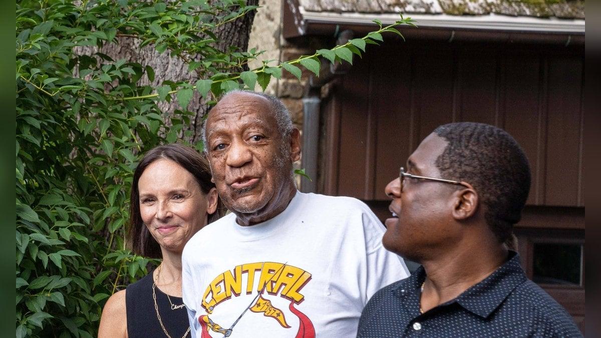 Bill Cosby ist wieder zu Hause.. © imago/ZUMA Wire