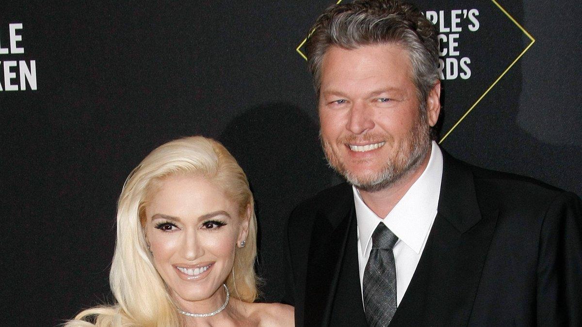 Gwen Stefani und Blake Shelton werden bald heiraten.. © imago/MediaPunch