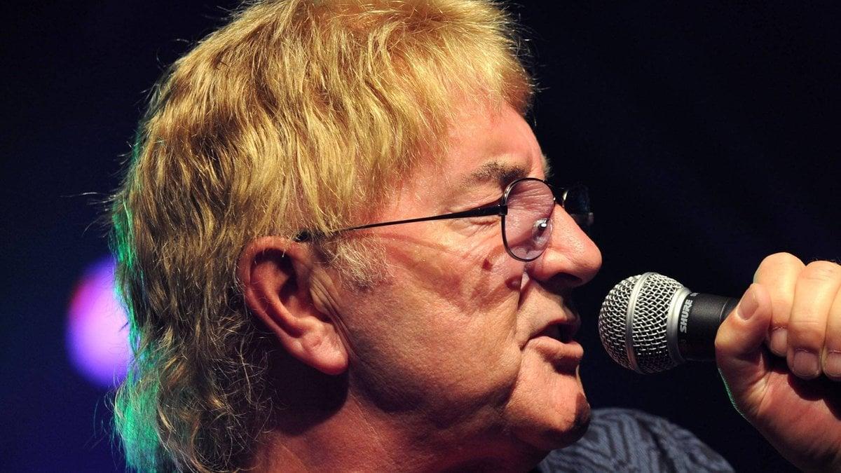 Der ehemalige Uriah-Heep-Sänger John Lawton ist tot.. © imago/STAR-MEDIA